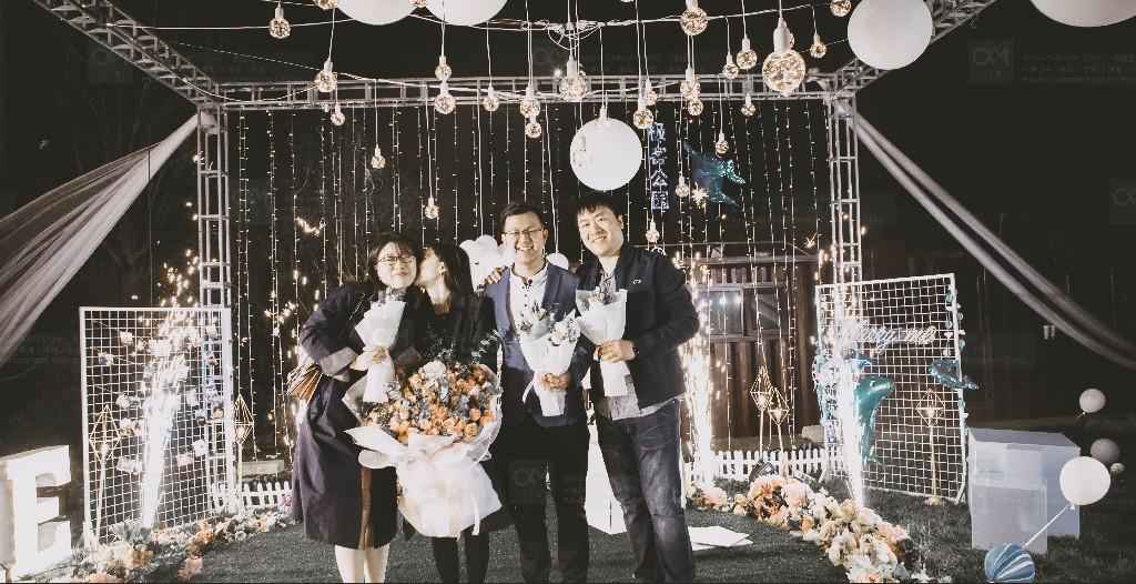 浪漫省钱的<a href='https://www.onemeet.com'>求婚方式</a>