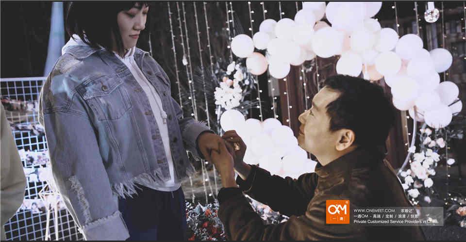海外比较浪漫的求婚方式